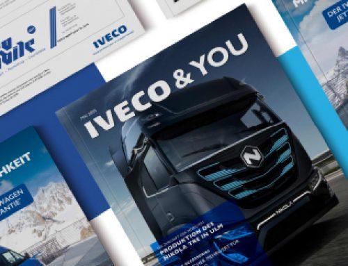 IVECO & YOU – Customer service magazine
