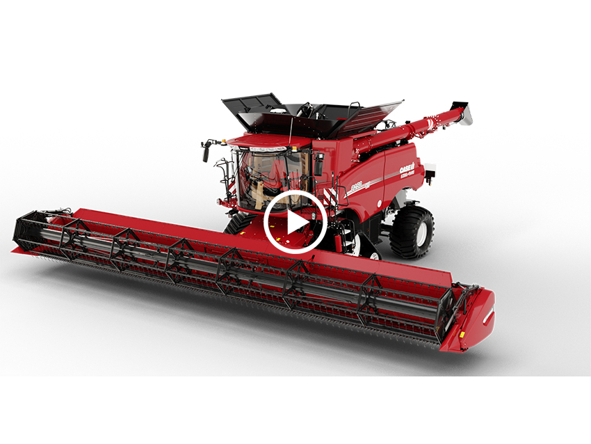 Axial Flow 920 Flyaround