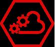 Conquest Icon Cloud und Prozessmanagement