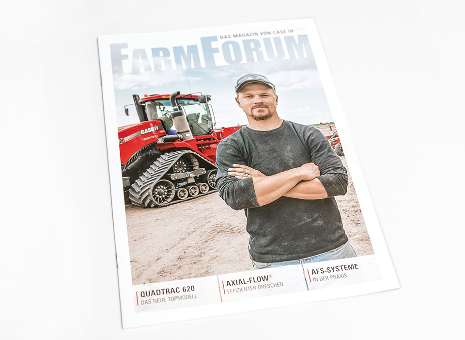 Farm Forum Magazin