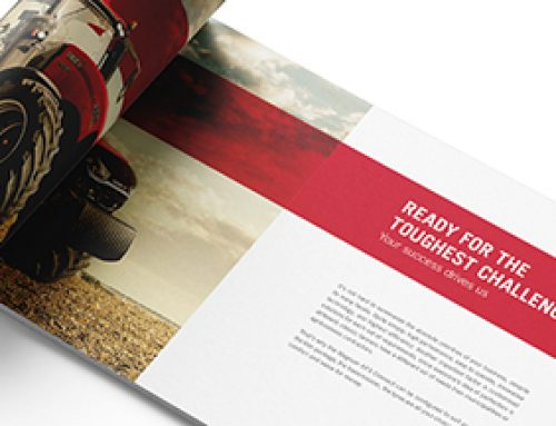 Case IH Magnum AFS Connect Launchkampagne