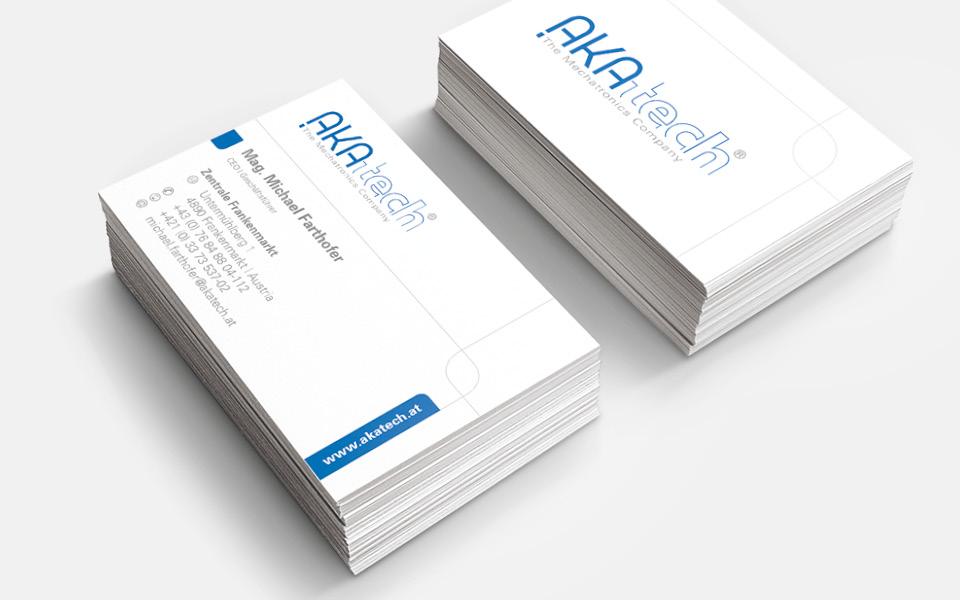 Corporate Identity AKAtech