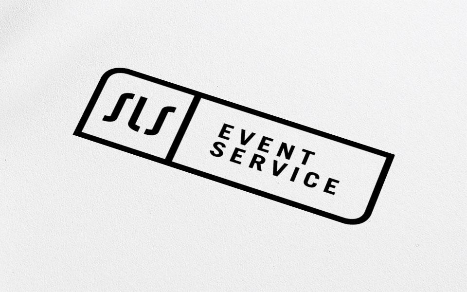 Das neue Logo von SLS Eventtechnik.