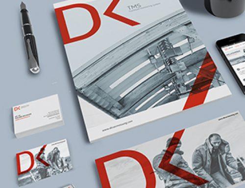 DK Vermessungsservice Corporate Identity