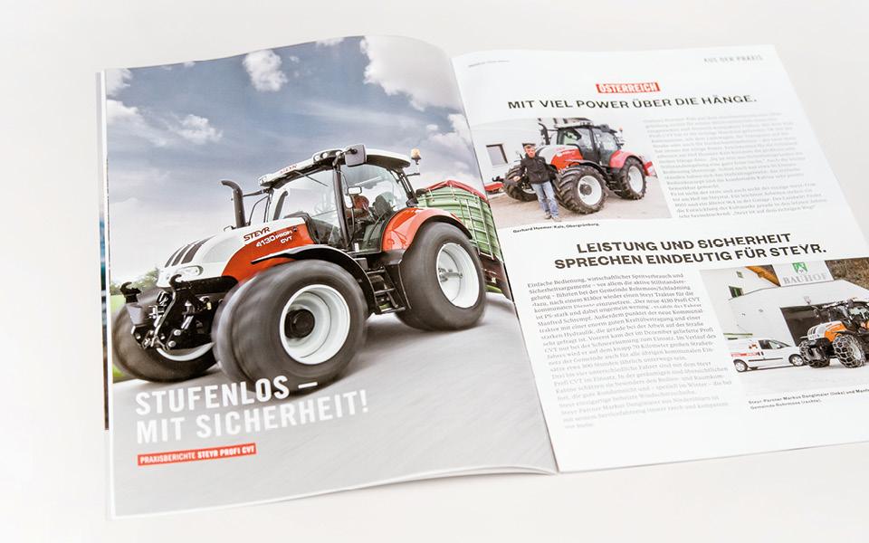 Traktor Aktuell Magazin